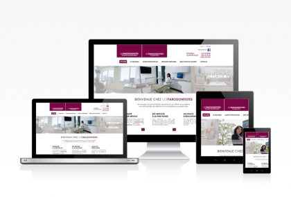 creation-site-web-personnalise-montreal-parodontistes