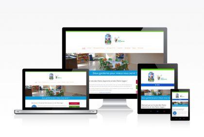 creation-site-web-wordpress-responsive-boisbriand-petits-sages