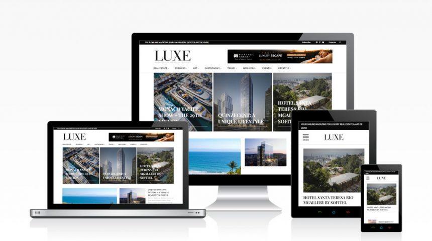 Magazine Luxe